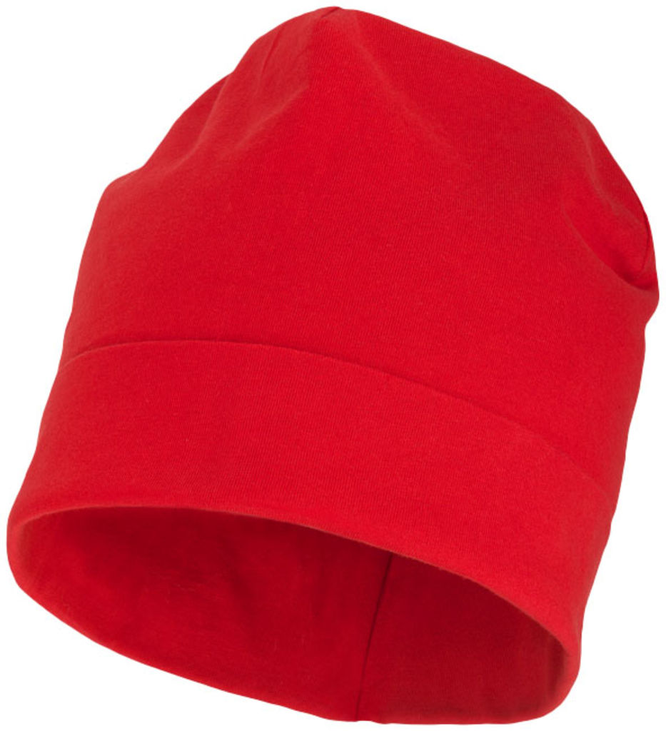 Tempo Knit Toque, Red
