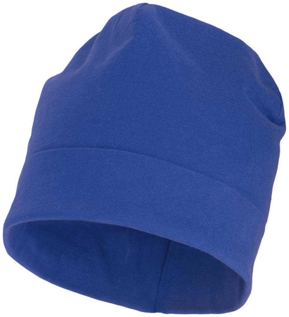 Tempo Knit Toque, Blue