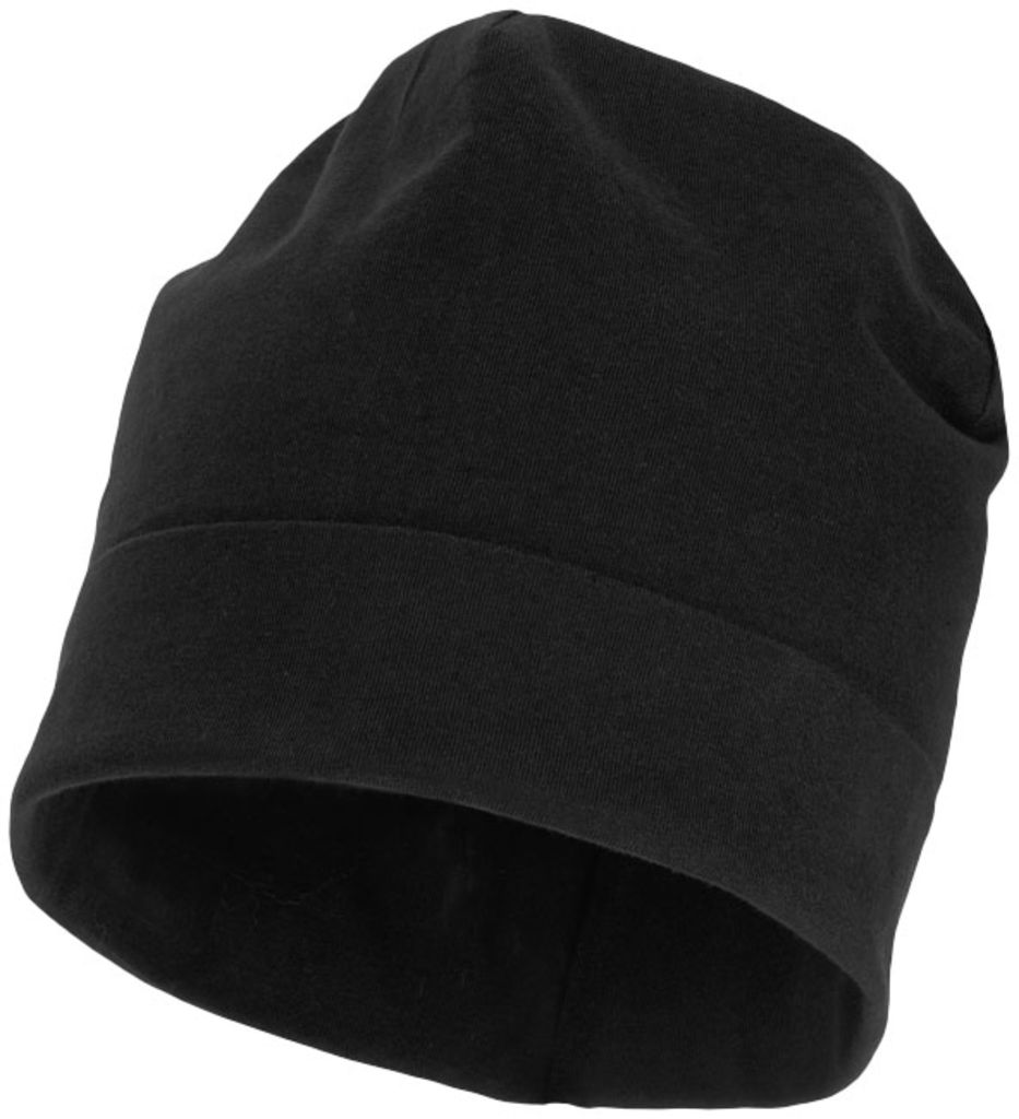 Tempo Knit Toque, Black